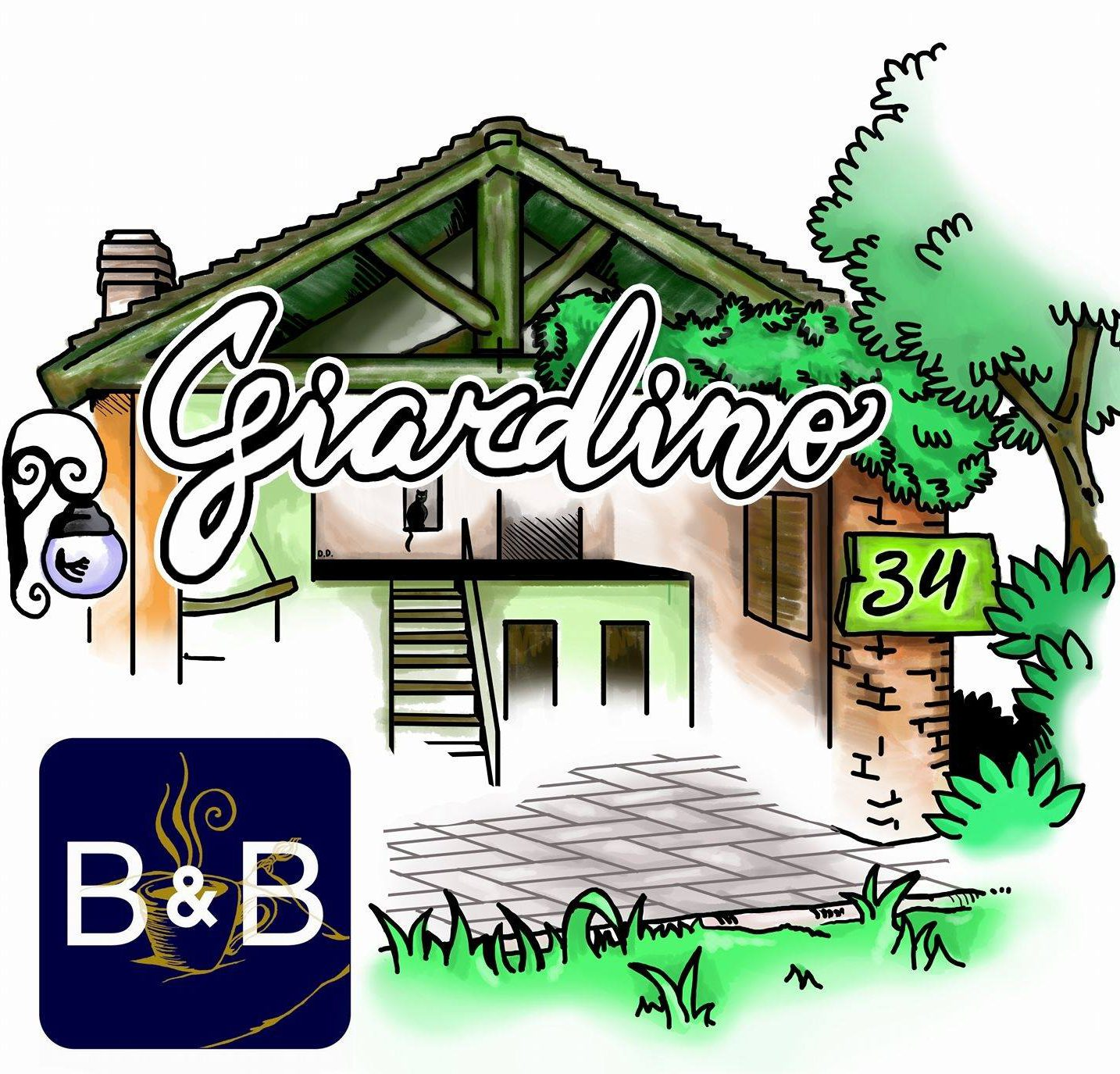 Bed and Breakfast Giardino 34
